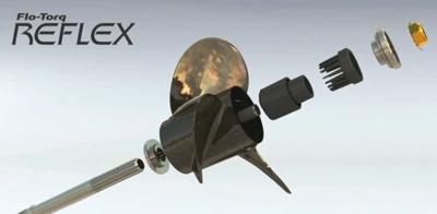 Reflex Montageaufbau